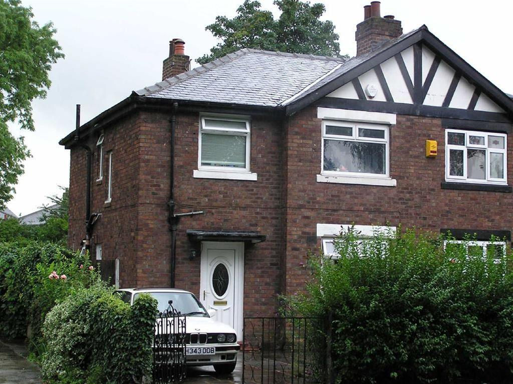 3 Bedrooms Semi Detached House for sale in Crossley Road, Manchester