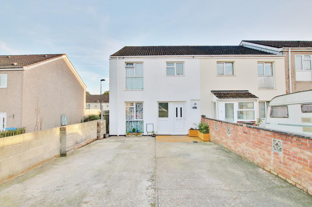 3 Bedrooms End Of Terrace House for sale in Lordshill, Southampton