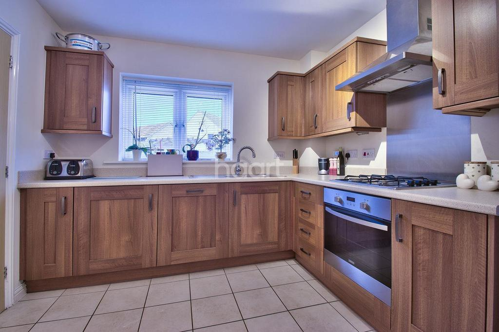 3 Bedrooms Detached House for sale in St Ives