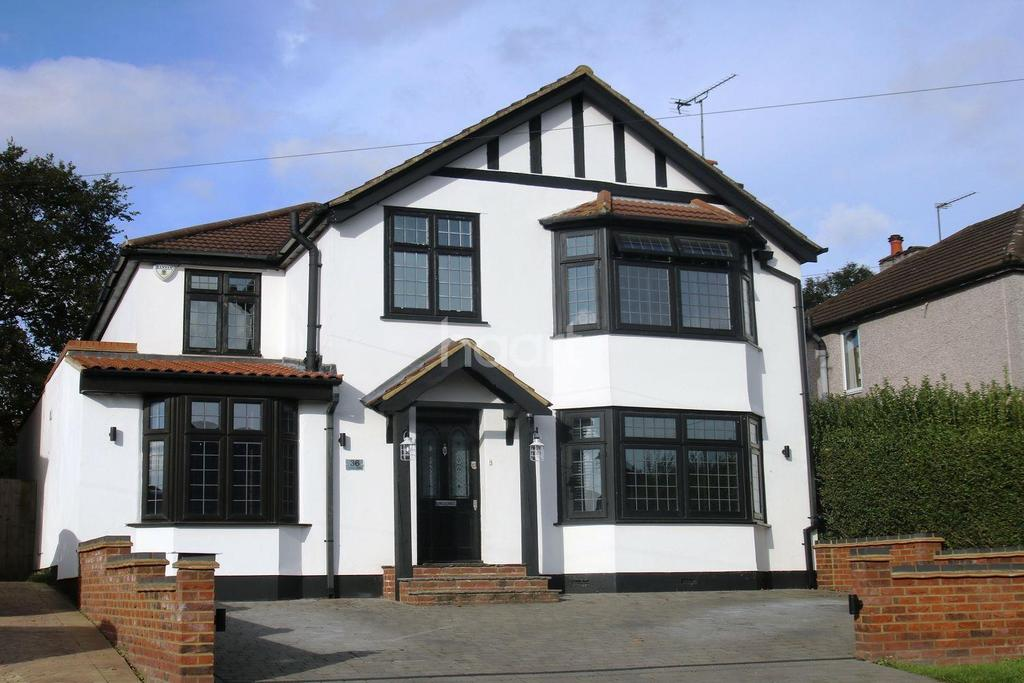 4 Bedrooms Detached House for sale in Trowley Rise, Abbots Langley