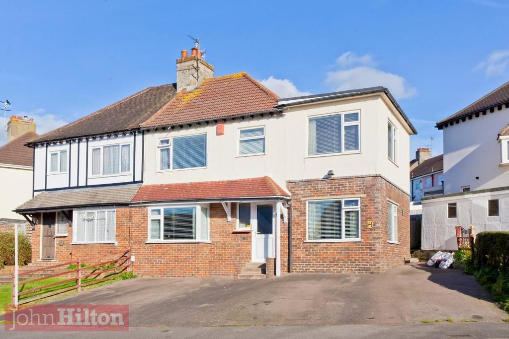 4 Bedrooms House for sale in Bevendean Crescent, Brighton
