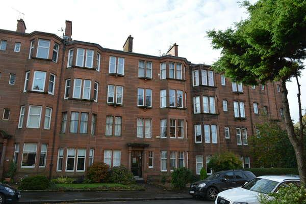 2 Bedrooms Flat for sale in 2/2, 57 Randolph Road, Glasgow, G11 7JJ