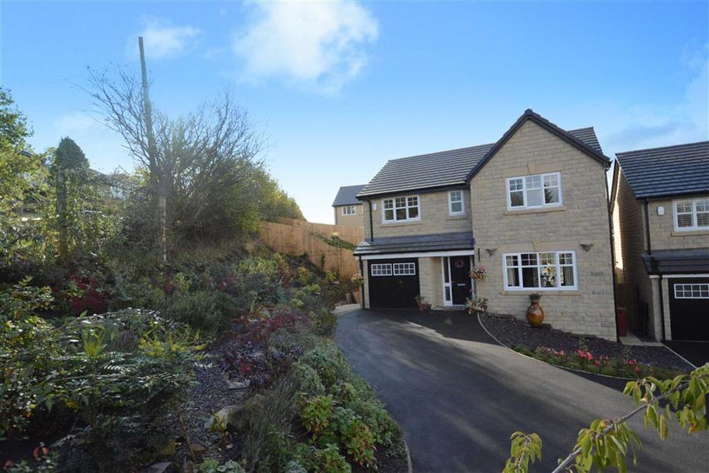 4 Bedrooms Detached House for sale in Painter Crescent, Billington