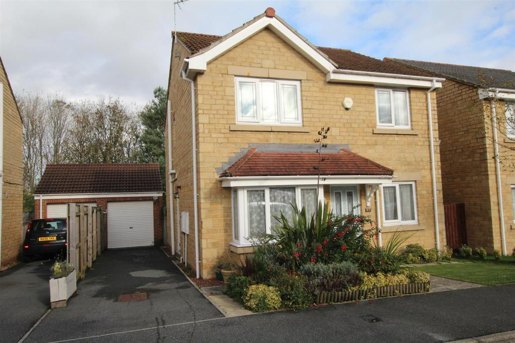 4 Bedrooms Detached House for sale in Newton Grange, Toronto, Bishop Auckland