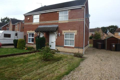 2 bedroom house to rent - Briar Close, South Hykeham