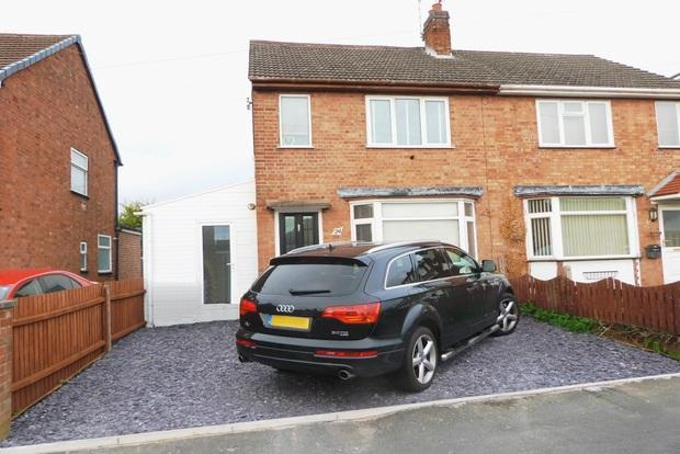 3 Bedrooms Semi Detached House for sale in Alexandra Street, Thurmaston, LE4