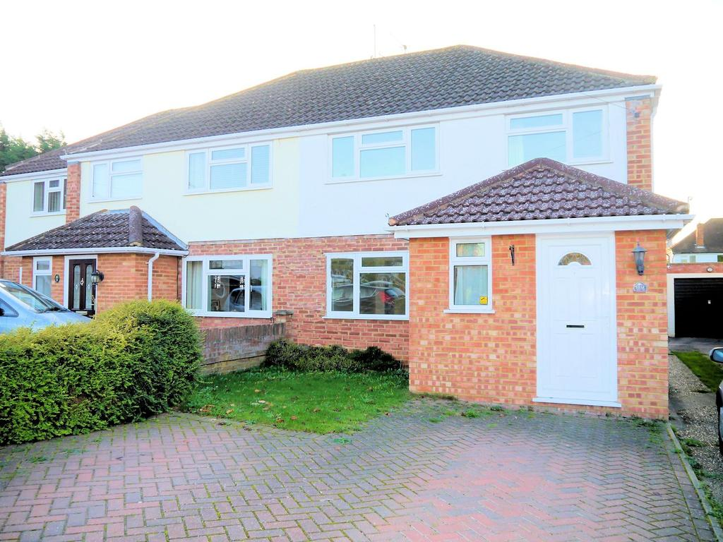 3 Bedrooms Semi Detached House for sale in Cell Farm Avenue, Old Windsor SL4