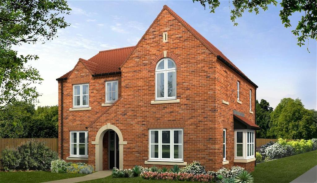 4 Bedrooms Detached House for sale in Salcombe V1, Plot 83, Chesterfield Road, Matlock, Derbyshire, DE4