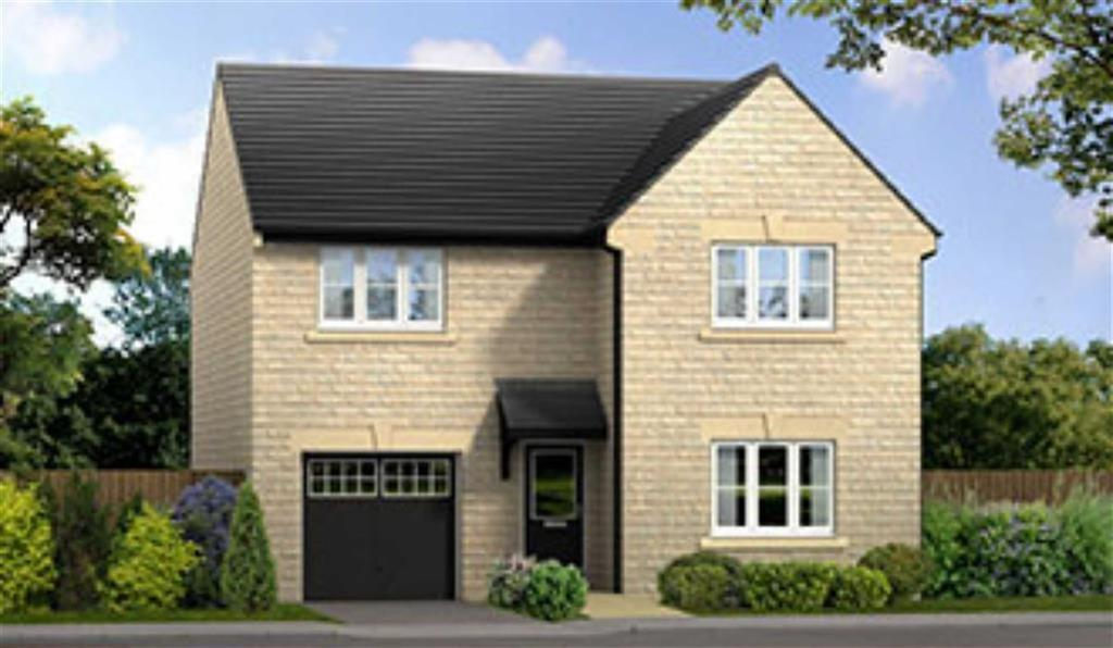 4 Bedrooms Detached House for sale in Charnwood, Plot 84, Chesterfield Road, Matlock, Derbyshire, DE4
