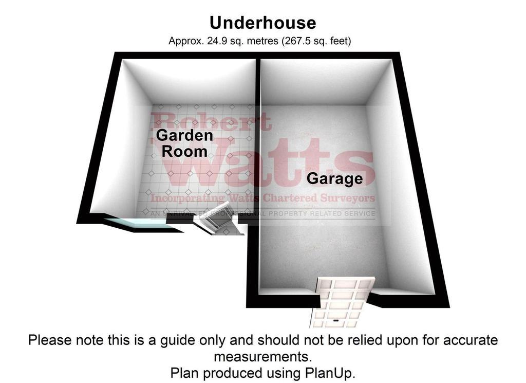 Floorplan 2 of 2: Underhouse