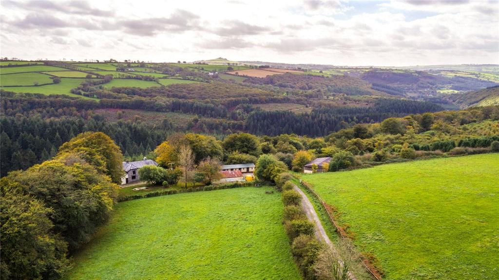 4 Bedrooms House for sale in Edge Of Dartmoor, Lydford Forest, Tavistock, EX20