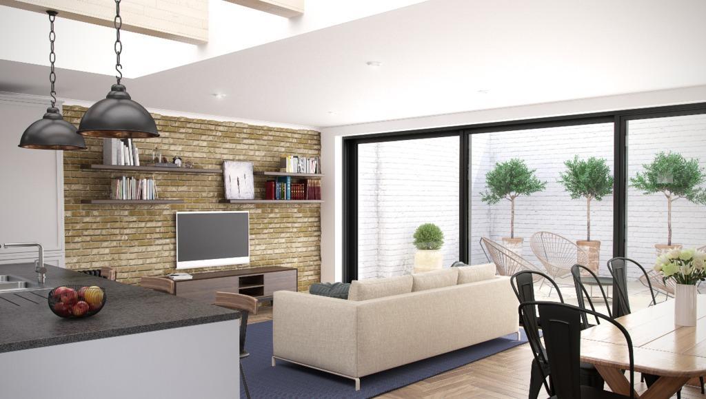 2 Bedrooms Maisonette Flat for sale in Blythe Road, London, W14