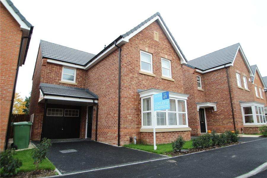 3 Bedrooms Detached House for sale in NOBLE CRESCENT, WETHERBY, LS22 7DU