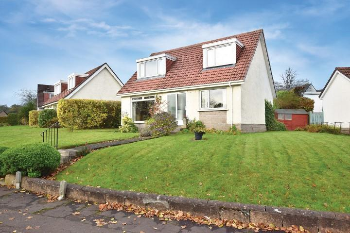 3 Bedrooms Detached House for sale in 78 Falloch Road, Milngavie, G62 7RR