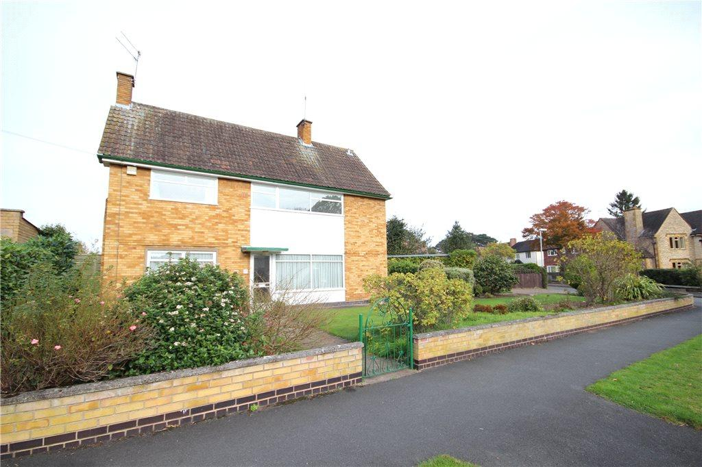 4 Bedrooms Detached House for sale in Beech Avenue, Worcester, Worcestershire, WR3