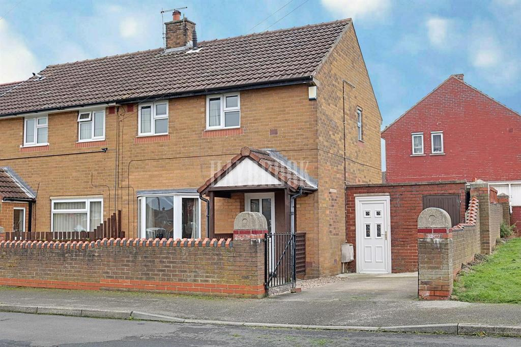 2 Bedrooms Semi Detached House for sale in Bramcote Avenue, Athersley
