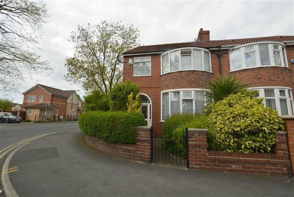 3 Bedrooms Semi Detached House for sale in Buckingham Road, STRETFORD