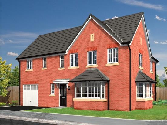 4 Bedrooms Detached House for sale in Lawton Green, Alsager
