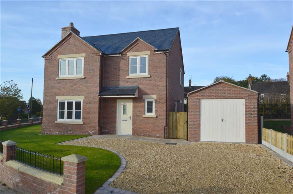 3 Bedrooms Detached House for sale in 28, Leek Street, Wem, SY4
