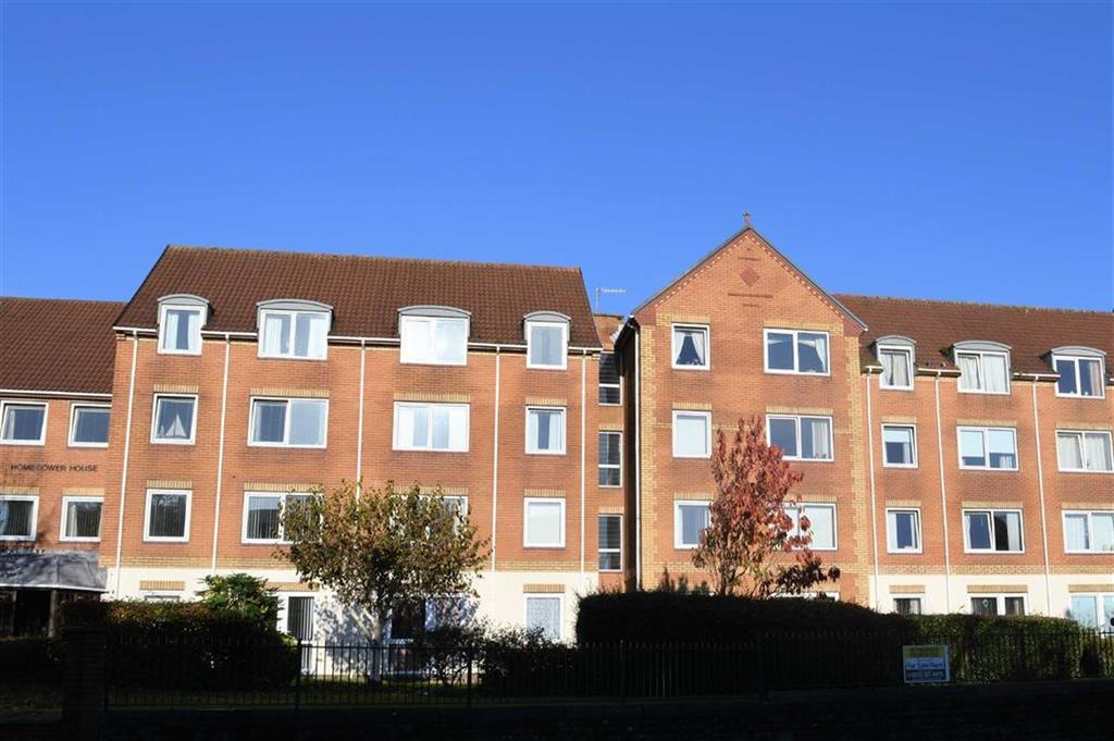 1 Bedroom Retirement Property for sale in Homegower House, Swansea, SA1