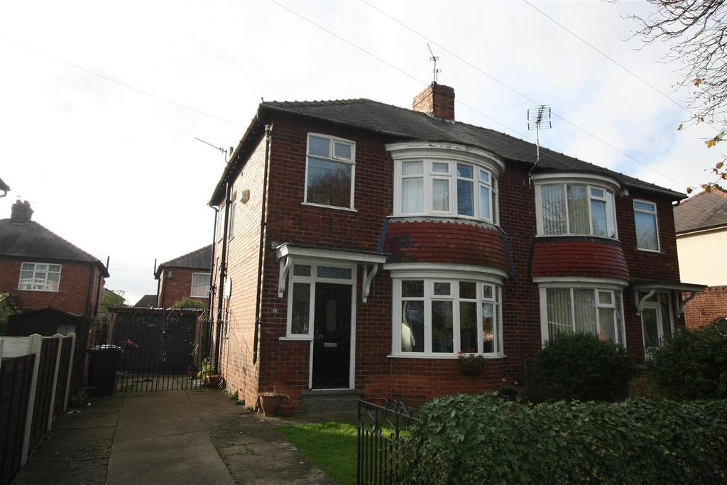 3 Bedrooms Semi Detached House for sale in McMullen Road, Darlington