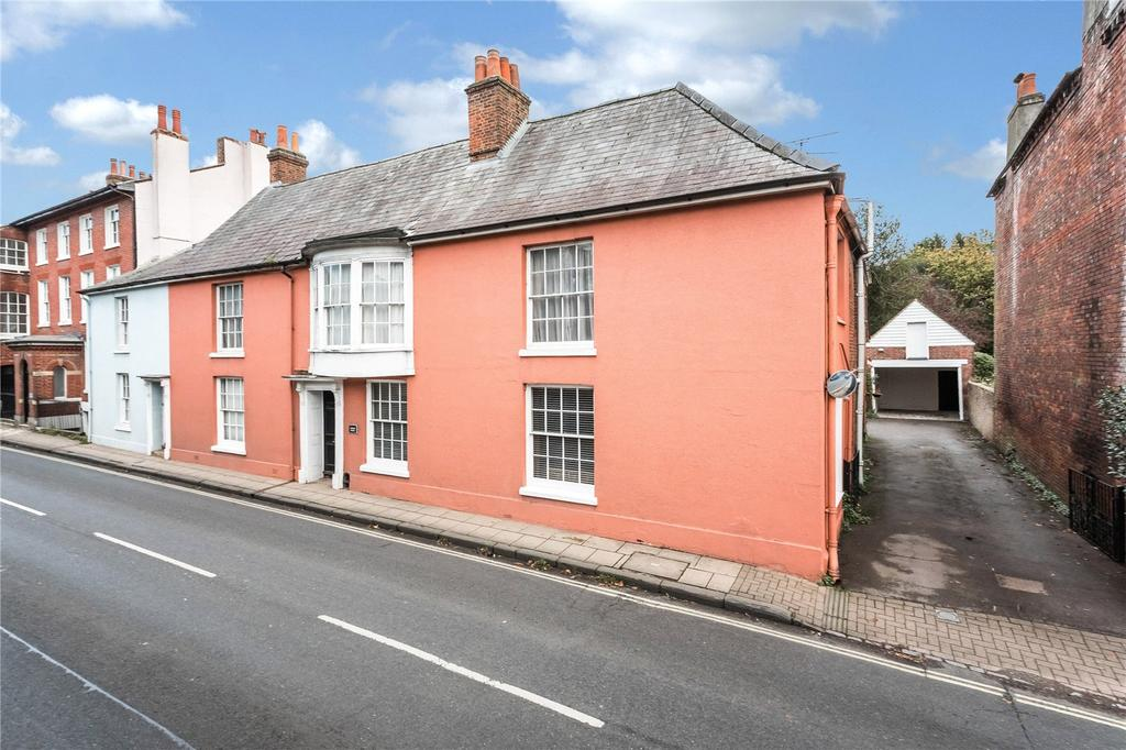 5 Bedrooms Detached House for sale in St. Cross Road, Winchester, Hampshire, SO23