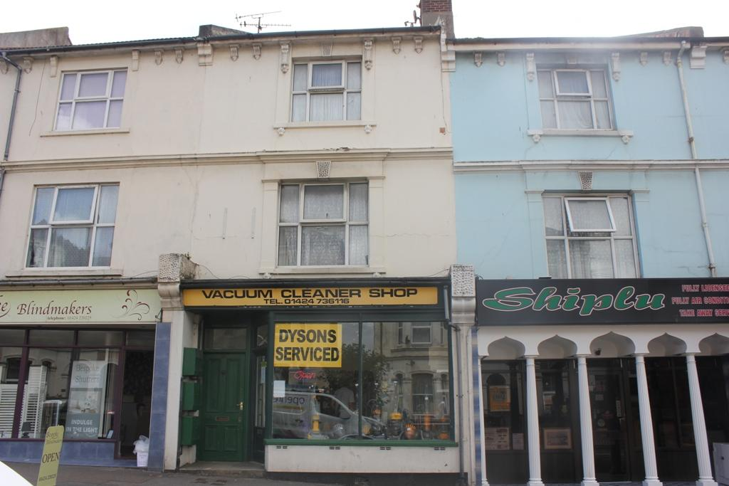 1 Bedroom Flat for rent in Bexhill TN39