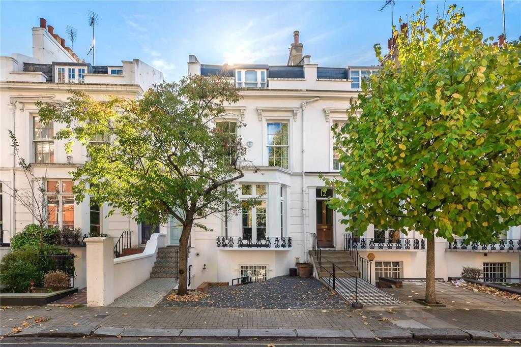 4 Bedrooms Terraced House for sale in Abingdon Villas, Kensington, London