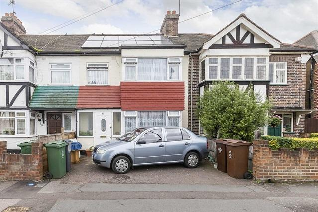 3 Bedrooms House for sale in Markmanor Avenue, Walthamstow