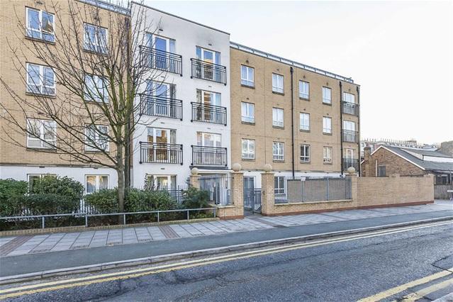 1 Bedroom Flat for sale in Granite Apartments, 39 Windmill Lane, Stratford