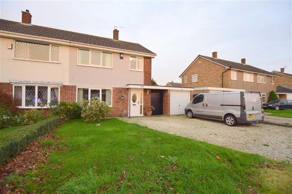 3 Bedrooms Semi Detached House for sale in Broadway, Grimsby, North East Lincolnshire