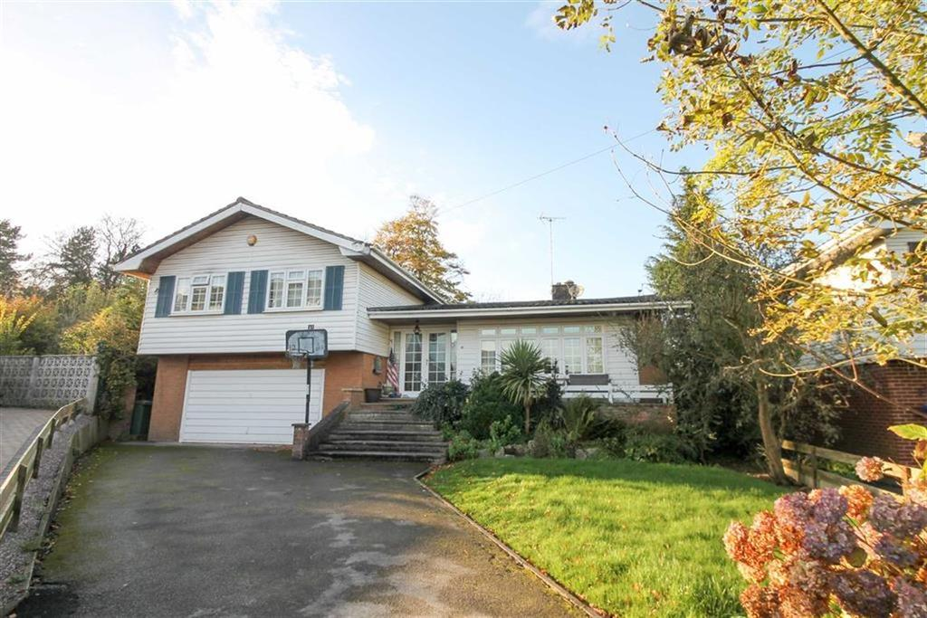 4 Bedrooms Detached House for sale in Forest Close, Cuddington