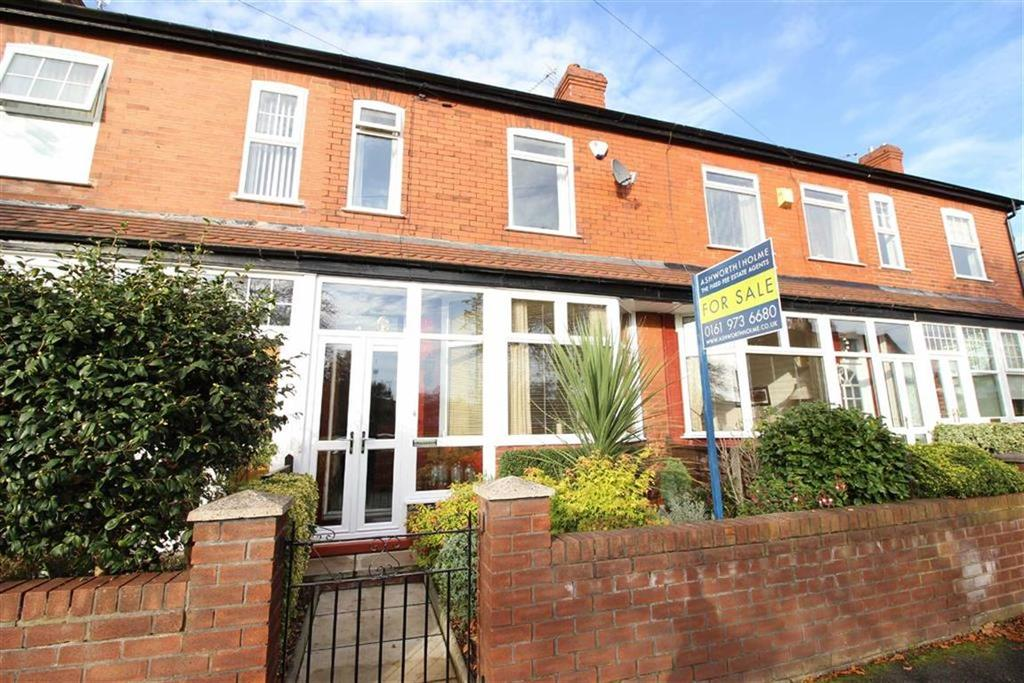 3 Bedrooms Terraced House for sale in Abbey Road, Sale