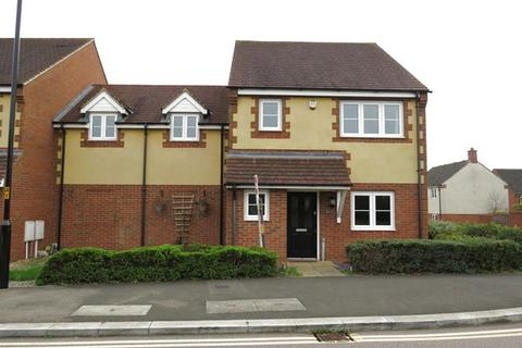 4 bedroom semi-detached house for sale - St. Crispin Drive, St Crispins, Northampton, NN5