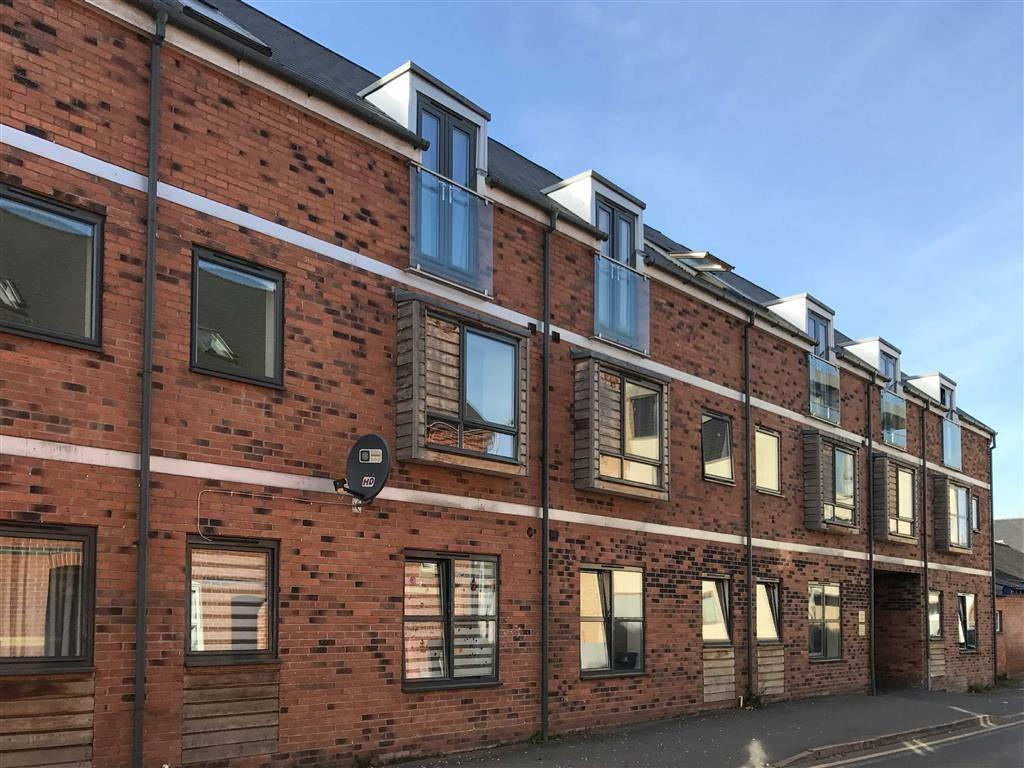 2 Bedrooms Flat for sale in Mundi Court, CITY CENTRE, Hereford