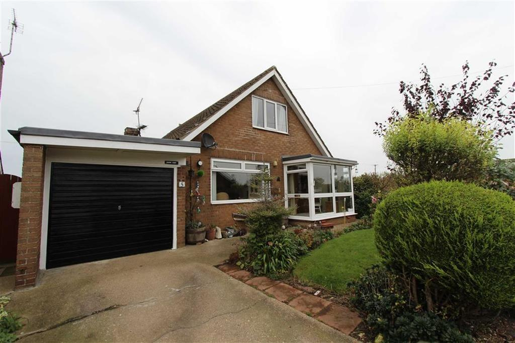 4 Bedrooms Detached Bungalow for sale in Beech Grove, Flamborough, YO15
