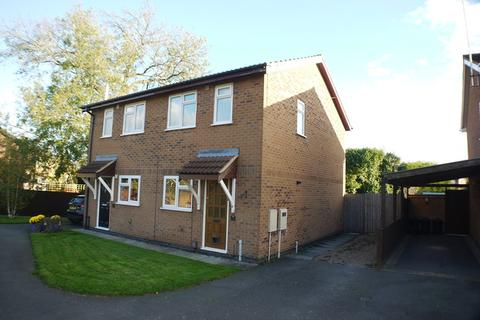 2 bedroom semi-detached house for sale - Foston Gate, Wigston Harcourt, Leicester, LE18