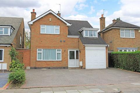 4 bedroom detached house for sale - Asquith Boulevard, Knighton, Leicester