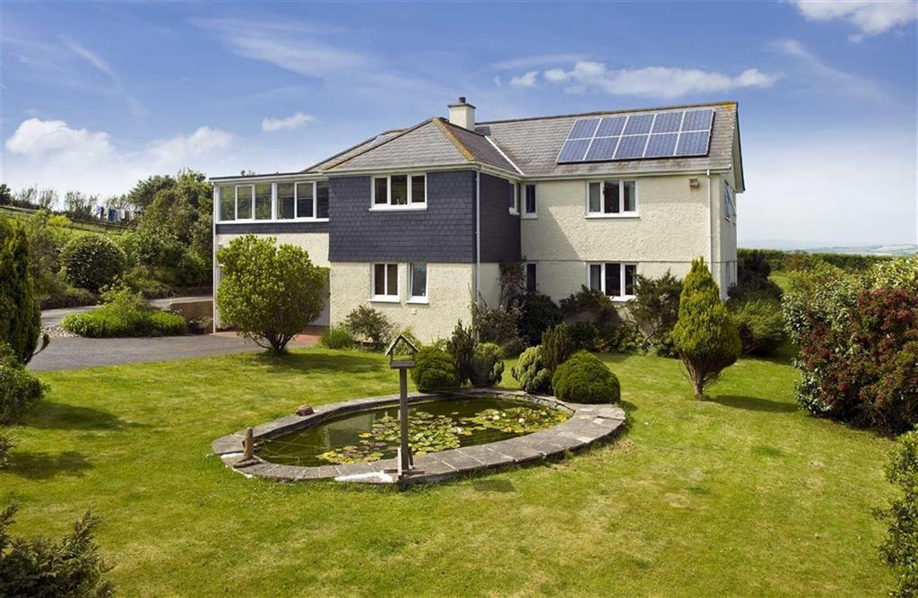 4 Bedrooms Detached House for sale in Merrifield, Churchstow, Kingsbridge, Devon, TQ7
