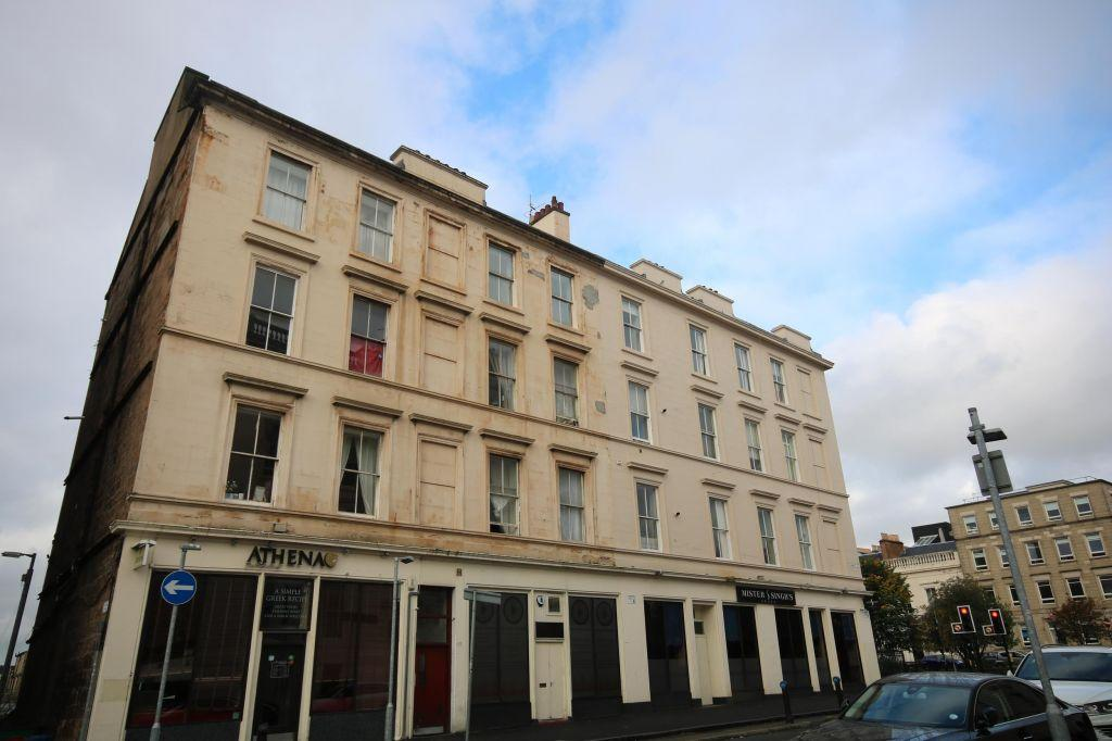3 Bedrooms Flat for sale in 3/1, 143 Elderslie Street, Charing Cross, Glasgow, G3 7AW