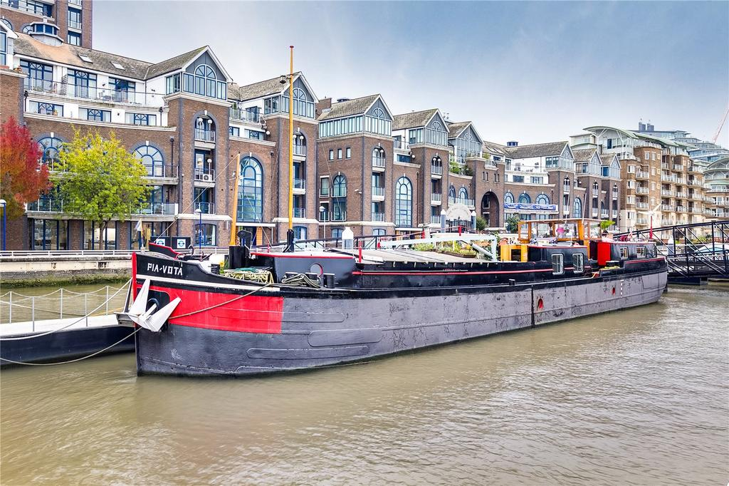 2 Bedrooms House for sale in 4, Plantation Wharf Pier, Clove Hitch Quay, London