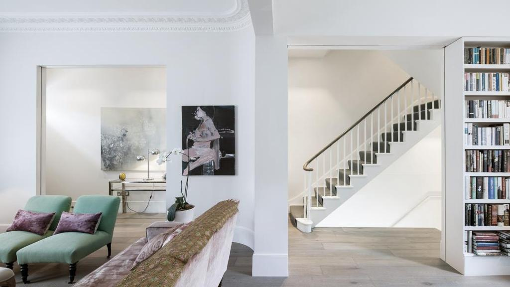 4 Bedrooms House for sale in Chepstow Place, Notting Hill, W2