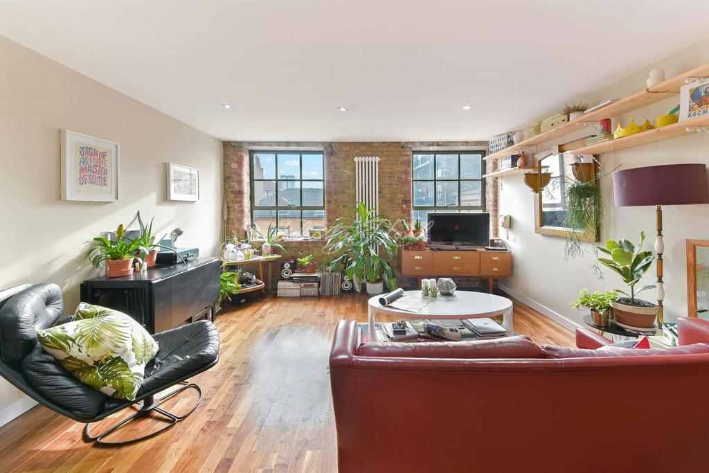 2 Bedrooms Flat for sale in Connaught Works, E3