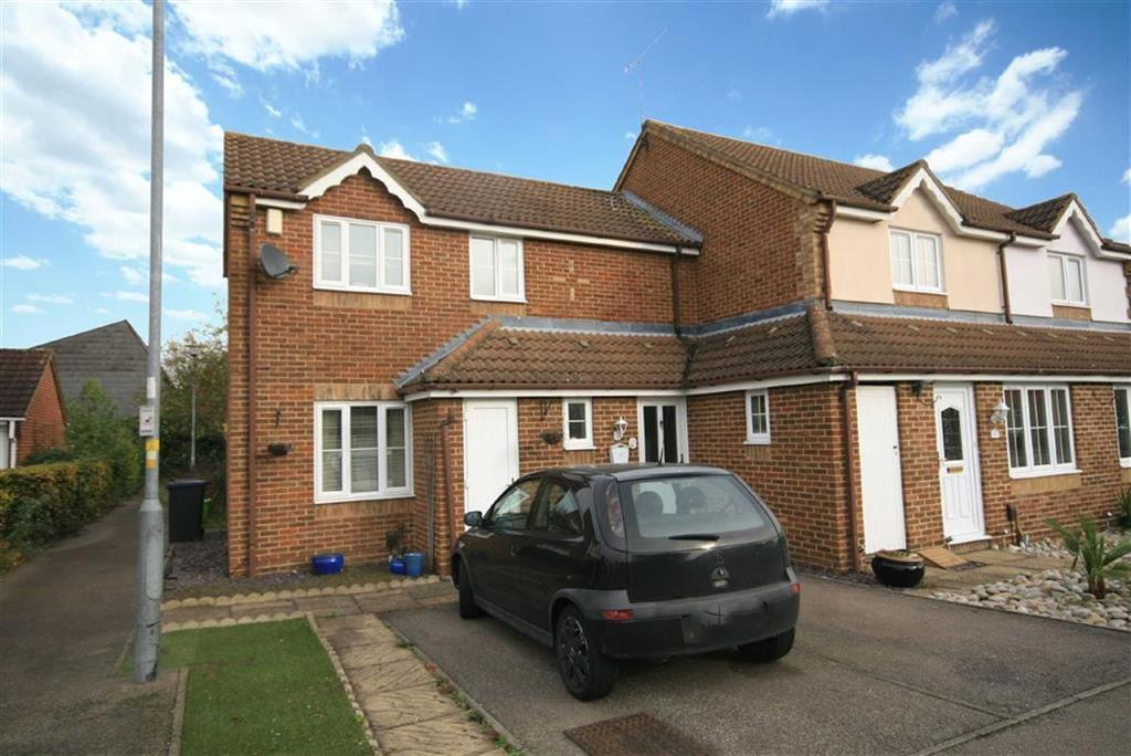 2 Bedrooms End Of Terrace House for sale in Haddestoke Gate, Cheshunt
