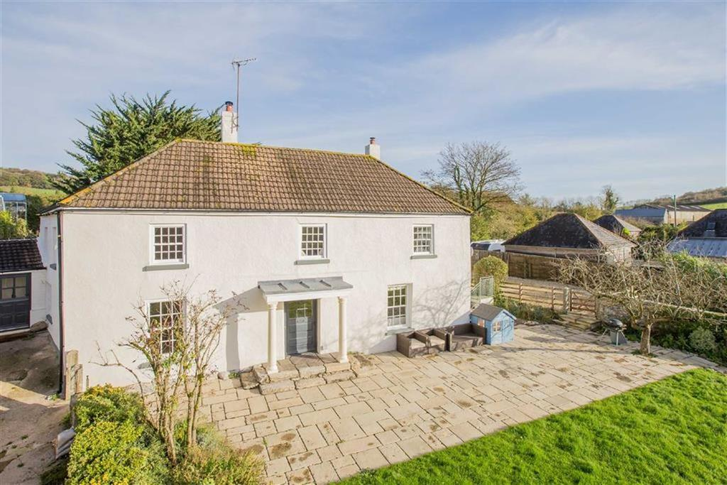 4 Bedrooms Detached House for sale in Goodstone, Bickington, Devon, TQ12