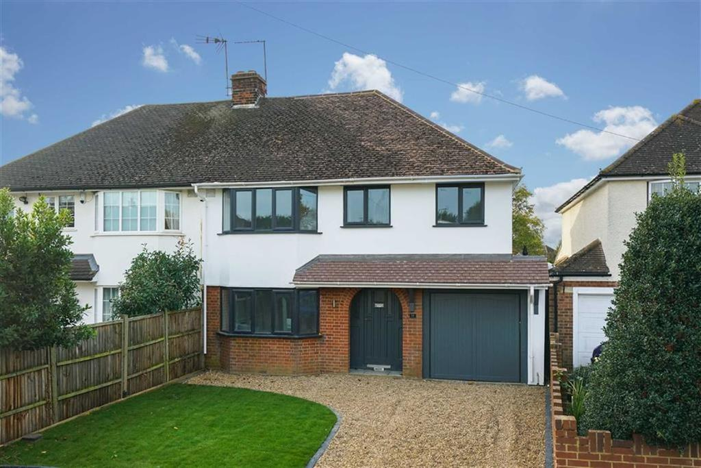 4 Bedrooms Semi Detached House for sale in Bullens Green Lane, St Albans, Hertfordshire