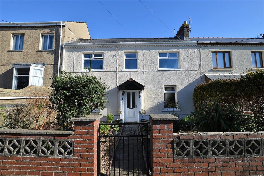 4 Bedrooms Terraced House for sale in Pemberton Avenue, Burry Port