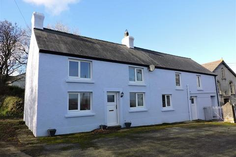 4 bedroom cottage for sale - Square And Compass, Mathry