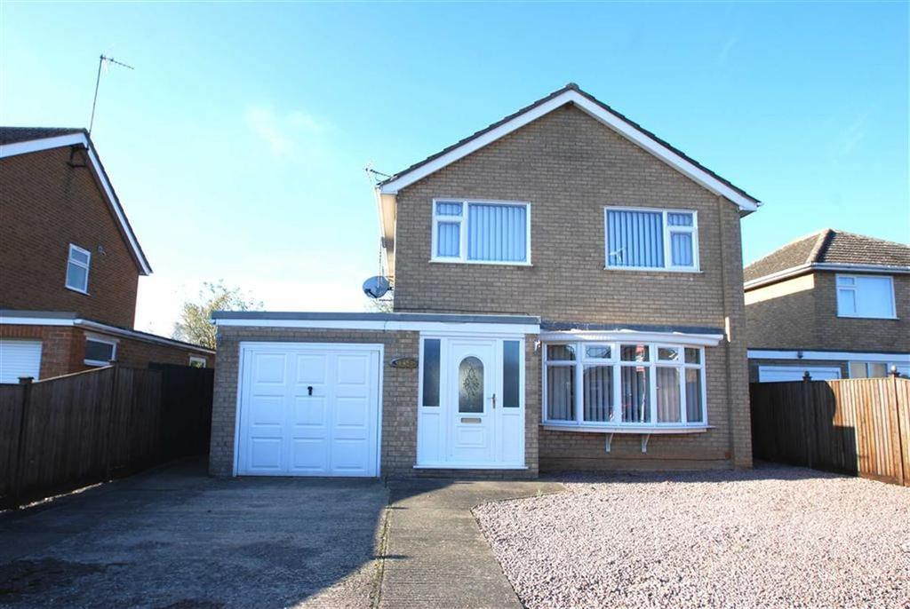 3 Bedrooms Detached House for sale in Sentance Crescent, Kirton
