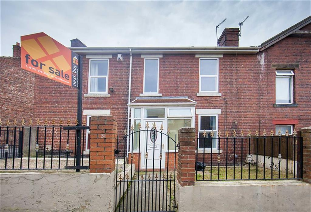 2 Bedrooms Terraced House for sale in Westmorland Avenue, Wallsend, Tyne And Wear, NE28